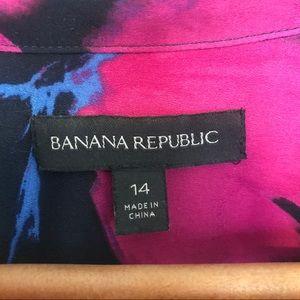 Banana Republic Dresses - Banana Republic Maxi Shirtdress
